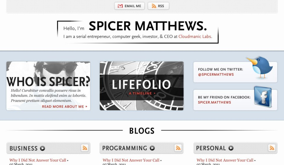 new spicermatthews.com